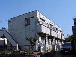 メゾンローゼ読売ランド[203号室]の外観