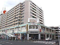 湘南台駅前分譲共同ビル[604号室]の外観
