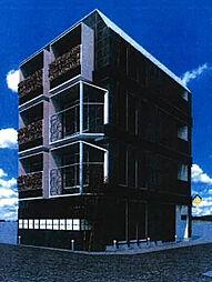 東京都大田区西糀谷3の賃貸マンションの外観