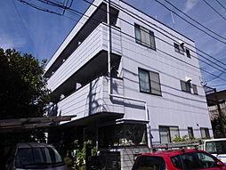 神奈川県横浜市港北区綱島東4丁目の賃貸アパートの外観