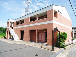 千葉県茂原市押日の賃貸アパートの外観