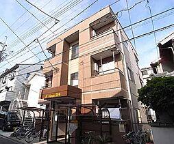 京都府京都市伏見区深草川久保町の賃貸マンションの外観