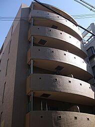 兵庫県神戸市中央区熊内町7丁目の賃貸マンションの外観