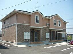 熊本電気鉄道 御代志駅 バス17分 花房下車 徒歩3分の賃貸アパート