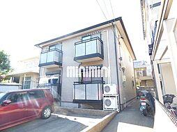 コーポKei[1階]の外観