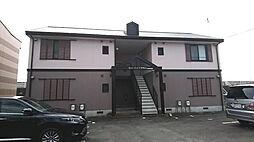 ビューハイツ平町A[1階]の外観
