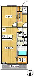 (仮)D-room藤原[2階]の間取り
