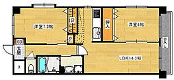 エミネンスコート[2階]の間取り