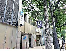 市ケ谷駅(現地まで160m)