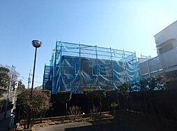 [タウンハウス] 千葉県市川市中山4丁目 の賃貸【/】の外観