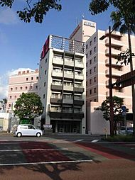 宮崎県宮崎市橘通東5丁目の賃貸アパートの外観