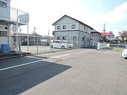 フラッツ江橋 B棟[203号室]の外観