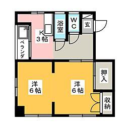 東山公園駅 4.9万円