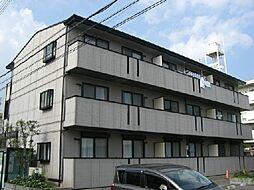 兵庫県宝塚市大吹町の賃貸アパートの外観