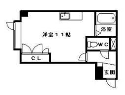 北34条駅 3.1万円