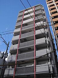 フォーチュン心斎橋イースト[4階]の外観