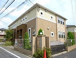 東京都世田谷区桜丘3丁目の賃貸アパートの外観