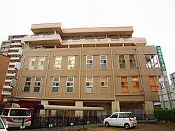 埼玉県越谷市赤山本町2丁目の賃貸マンションの外観