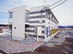 レオパレス飯島[107号室]の外観