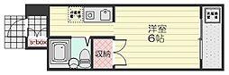 村澤ビル[202号室]の間取り
