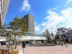 石神井公園駅西武池袋線の急行停車駅 駅前は開発が進み商業施設が充実しております。複数路線乗入れ可能