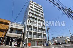 香川県高松市扇町1の賃貸マンションの外観