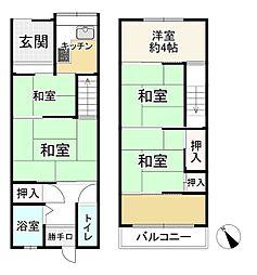 平野駅 698万円