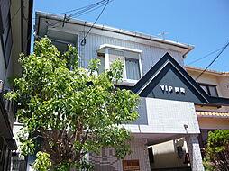 VIP岡町[203号室]の外観