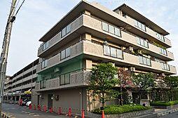 ユニライフ新田辺[5階]の外観