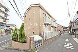 埼玉県八潮市八潮1丁目の賃貸アパートの外観