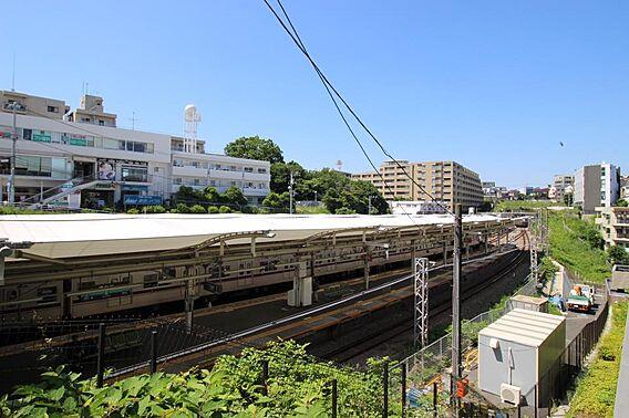 駅 2100m...