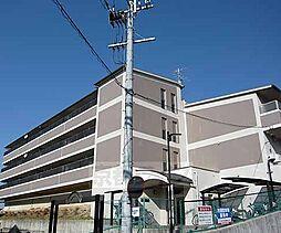 京都府京都市伏見区深草鞍ヶ谷町の賃貸マンションの外観