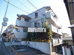 愛知県名古屋市緑区鳴海町字薬師山丁目の賃貸マンションの外観