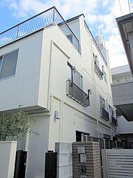 プリティマンション[3階]の外観