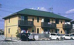 シャーメゾン蜷田A棟[203号室]の外観