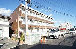 神奈川県秦野市南矢名1丁目の賃貸マンションの外観