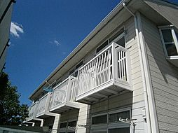 エステートピアニシケン[2階]の外観