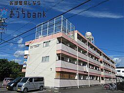 シャトー岐大 B[4階]の外観