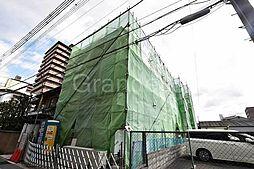 大阪府大阪市城東区新喜多東2丁目の賃貸アパートの外観