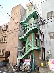 東京都足立区西新井2丁目の賃貸マンションの外観