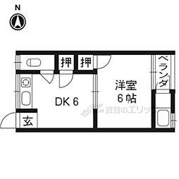 松尾大社駅 4.0万円