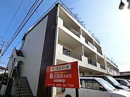第一松永コーポ[3階]の外観