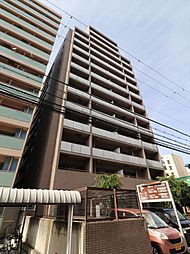 アスール江坂[4階]の外観