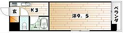 トーケン設計戸畑駅前I[3階]の間取り