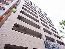 福岡県福岡市中央区那の津1丁目の賃貸マンションの外観