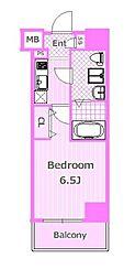 リヴシティ横濱浅間台[4階]の間取り