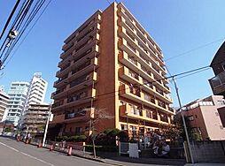 ハイホーム目黒[8階]の外観