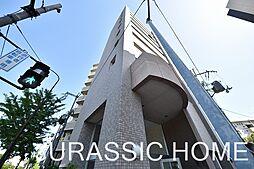 大阪府堺市北区金岡町の賃貸マンションの外観