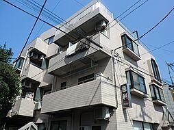 東京都世田谷区用賀4丁目の賃貸マンションの外観