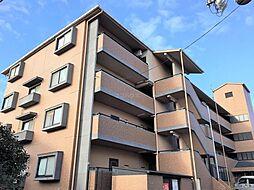 大阪府吹田市千里山竹園1丁目の賃貸マンションの外観